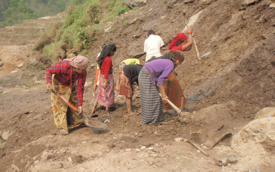 Technical Assistance To Food For Work Programme, Gorkha