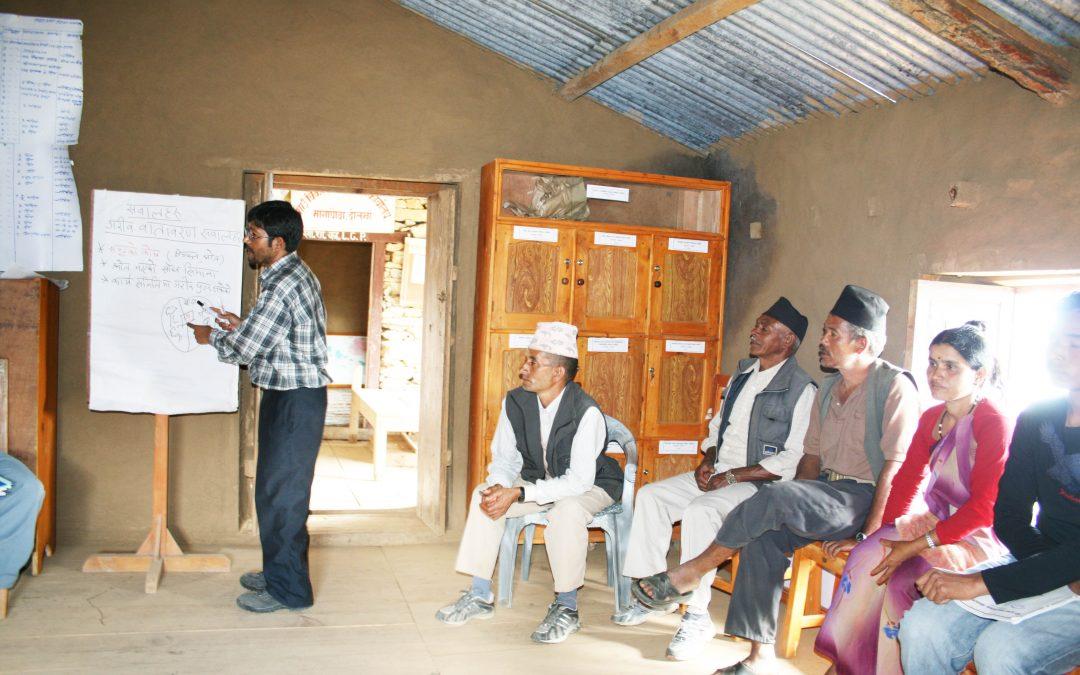 Poverty Environment Initiative (PEI) Programme Framework Preparation