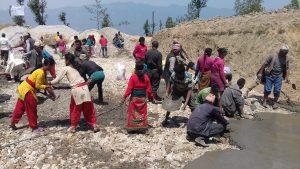 Community partcipation in Betali VDC min