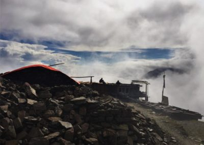 Beautiful view of Helambu, Climate Trek Nepal Project Site.