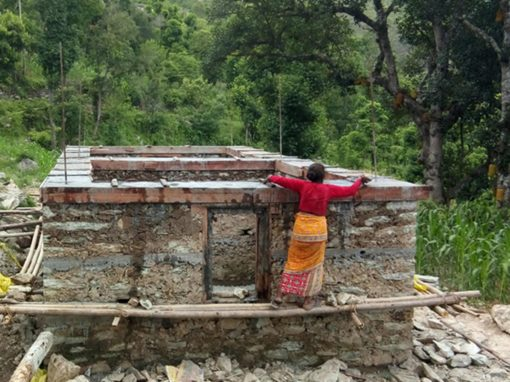Homeowner Support Project in Ramechhap