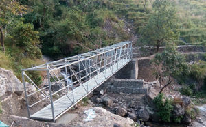 bridge AbdiKhola 1