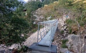 bridge AbdiKhola 2
