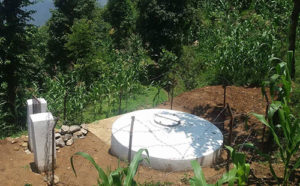 water 8000 litre ferrocement tank