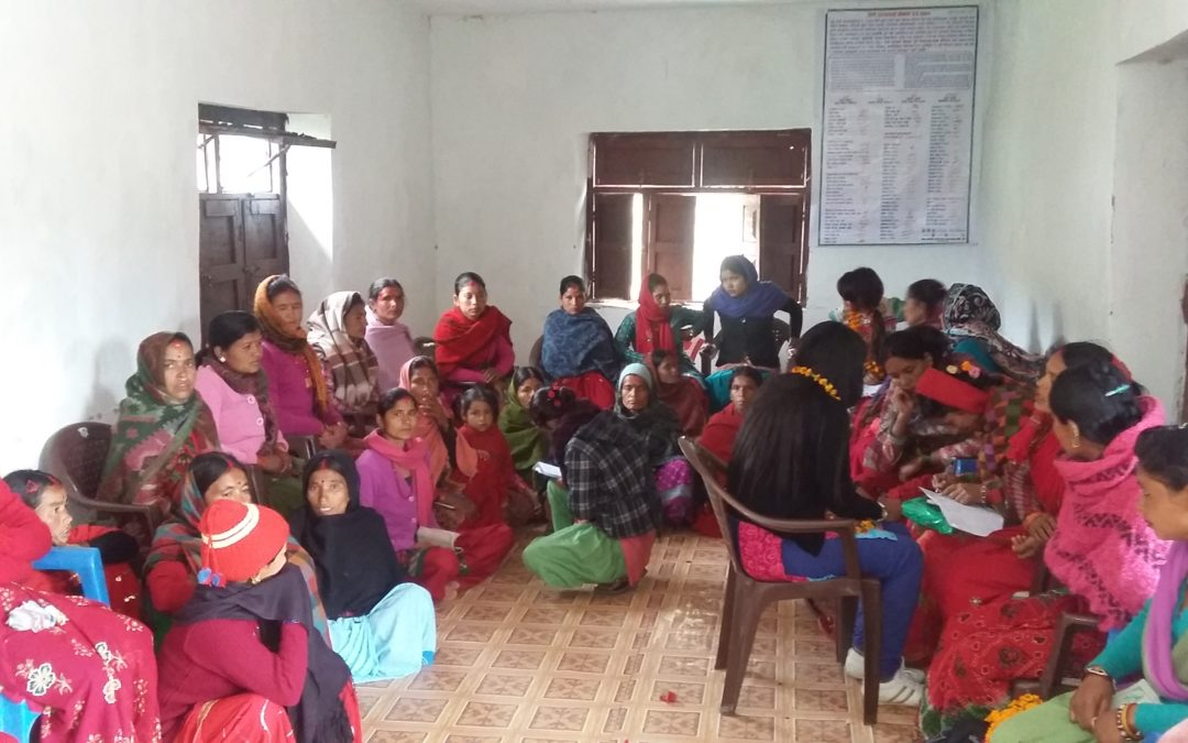 Mid-term Evaluation of Strengthening Implementation of the Women, Peace and Security Agenda in Nepal (SIWPSAN)