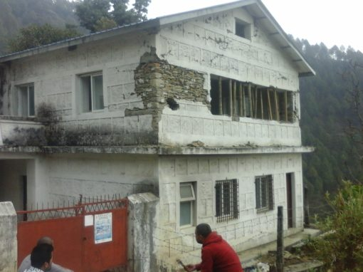 Post Disaster Recovery and Reconstruction Project in Rasuwa and Nuwakot