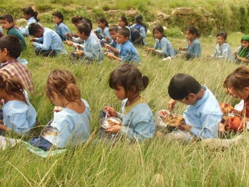 Cash based School Feeding Programme