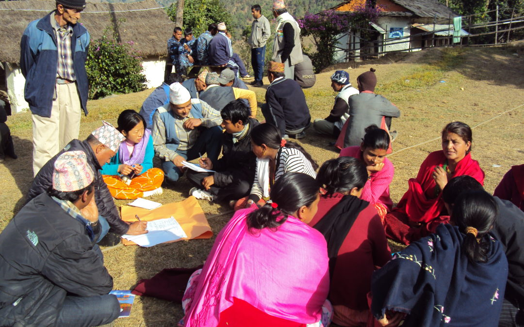 Support to District Development Committee (DDC) Khotang  and Okhaldhunga for Annual Planning Process Based on DPP