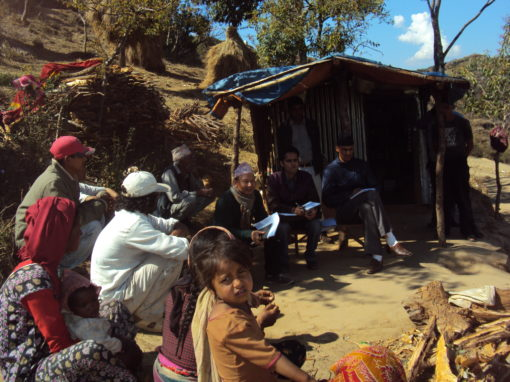 Evaluation and Field Verification of NGOs As Regional Service Centers- NRREP