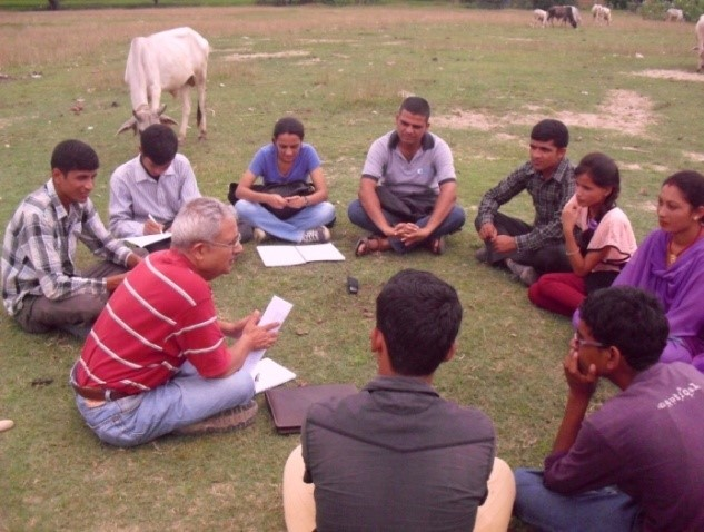 Programmatic Evaluation of Search for Common Ground (SFCG) Programs in Nepal