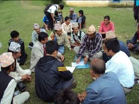 Development of 5 Year District Periodic Plan for Khotang