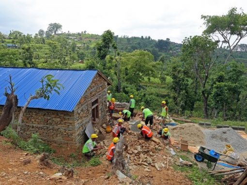 Mainstreaming of Core Humanitarian Standards (CHS) in Relief, Recovery and Reconstruction in the aftermath of Gorkha Earthquake 2015