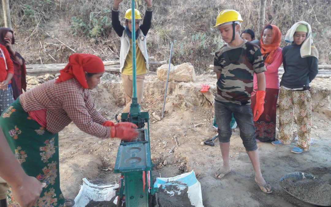 Third Party Monitoring of Strengthening the Supply Chain of Construction Materials in Earthquake Affected District Project