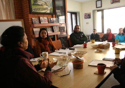 Talk Programme on Healthy Food
