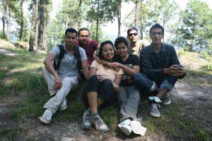 Tarebhir Hiking of SWN team 2015