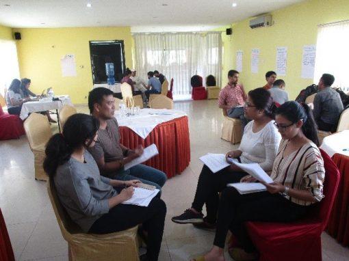 Baseline Study of Dakchyata: TVET Practical Partnership Project