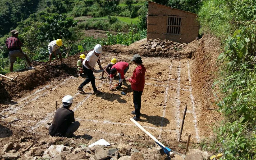 Hamro Ghar: Overcoming barriers to Shelter Reconstruction- Leave No One Behind