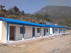 Private home community and school building design and construction supervision.