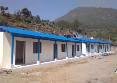 Private home, community and school building design and construction supervision.