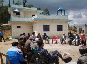 external monitoring for nepal nptf phase iv