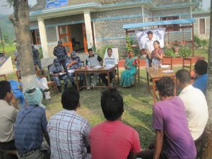 peace building in nepal