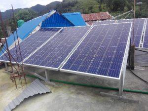 Sustainable Energy in Helambu 1