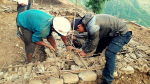 master mason training hamro ghar project