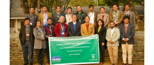 Monitoring Evaluation and Learning Training to Gorkha Welfare Trust Nepal GWT N Nepal 2