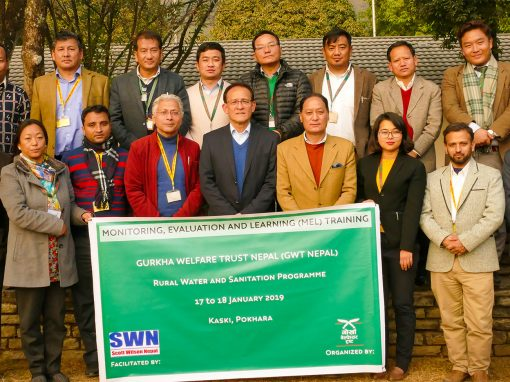 Monitoring Evaluation and Learning (MEL) Training and Orientation
