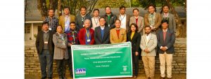 Monitoring Evaluation and Learning Training to Gorkha Welfare Trust Nepal GWT N Nepal