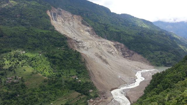 Landslide Risk Assessment in the Rural Access Sector