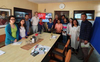 CoST team visit