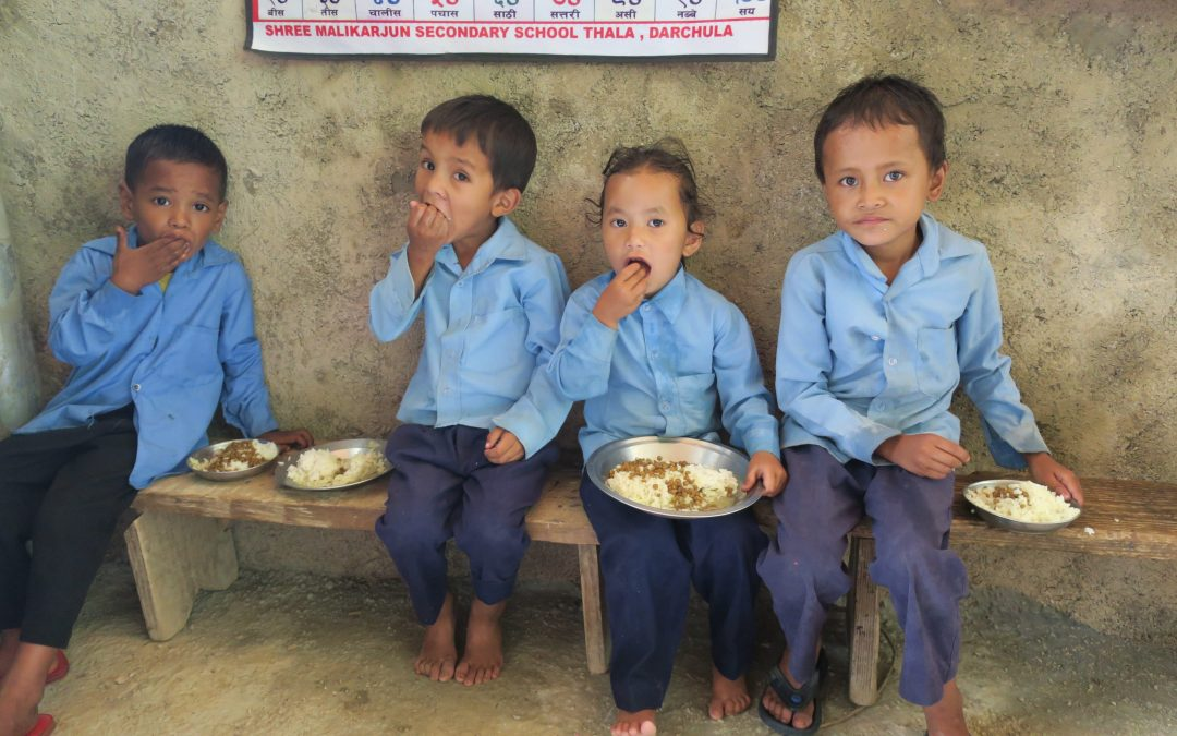 Outcome Monitoring of USDA McGovern Dole Food for Education and Child Nutrition Programme in Nepal