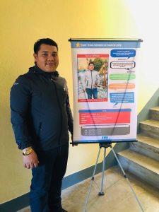 Star team member March 2019 Suman Bohara