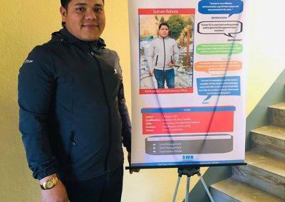 Star team member, March-2019 -Suman Bohara
