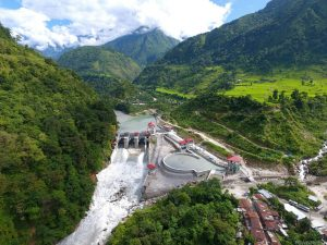 Upper Marsyangdi A Hydroelectric Project