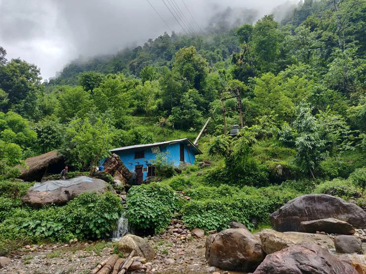 Micro Hydro Plants Functionality Study Project